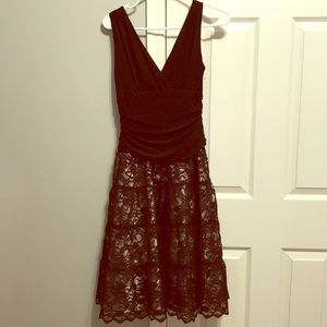 The perfect lace dress for you Christmas party!